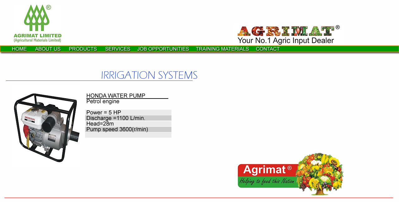 agrimat limited